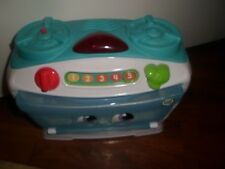 LeapFrog Electronic Learning Toys Number Lovin' Oven -talks,sings,sizzles