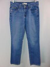 Levis 505 Straight Leg Women's 8M Denim Jeans Casual Pants Cotton Elastane Blend