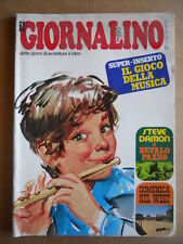GIORNALINO n°20 1975 Asterix La Linea Capitan Erik  [G554]