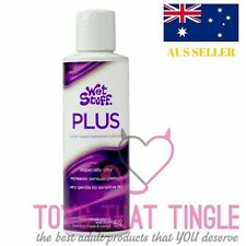 Wet Stuff PLUS SILKY SEX Lubricant Toys Fun Play Lube 270g Bottle