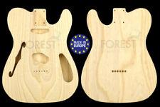 Telecaster Thinline 69s Body Electric Gitarre American Swamp Ash, Unikat