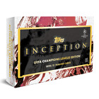 Topps Inception UEFA Champions League 2020/21 Soccer SEALED BOX Display 2021OVP Trading Card Displays - 261332