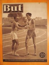 But N 32 du 1/10/1946-Athlétisme France-Finlande.800 m M.Hansenne bat Storskrubb