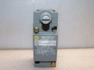 NEW SQUARE D 9007 C68T10 LIMIT SWITCH