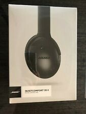 Bose 789564-0010 QuietComfort 35 II Noise-Cancelling Wireless Bluetooth Headphones - Black