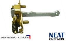 ORIGINALE PEUGEOT 205 309 405 Nuovo di Zecca cerniere porta anteriore assegno Strap 918146