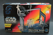 STAR WARS DEATH STAR ESCAPE PLAYSET MINT IN BOX 1995 KENNER!