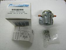Prestolite 24V Solenoid, 15-512 (SAS-5401B), Single Pole, Continuous, NOS