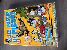 Les trésors de Picsou 22 - hors série Picsou Magazine - Printemps 2013