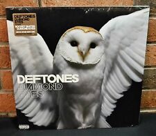 DEFTONES - Diamond Eyes, Limited Edition WHITE VINYL LP New & Sealed!