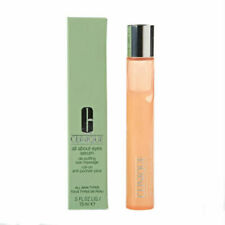 CLINIQUE ALL ABOUT EYES SERUM DE-PUFFING EYE MASSAGE ROLL-ON ALL SKIN TYPE 15ML