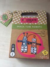 BNIB New Go Create Eco Craft Kit - From Recycling - Hunk of Junk Pirate Island