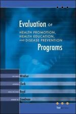 Evaluation of Health Promotion, Health Education, and Disease Prevention