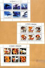 [OPG546] Sao Tome & Principe After 2000 good lot of 36 sheets very fine MNH
