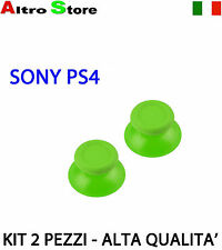 KIT 2PZ JOYSTICK ANALOGICO CONTROLLER JOYPAD THUMBSTICKS PS4 SONY RICAMBIO GIOCO