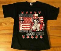 Motley Crue Concert 2005 Tour Men's T-Shirt Vintage S-234XL AA343