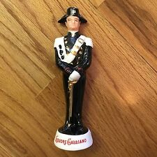 """Vintage Galliano Liquore Soldier Bottle made by Coronetti, Italy 8"""""""