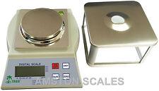 120 x 0.001 GRAM 1 MG 0.01 GRAIN DIGITAL SCALE BALANCE LAB ANALYTICAL RELOAD