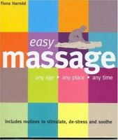 Acceptable, Easy Massage (Easy (Connections Book Publishing)), Harrold, Fiona, B