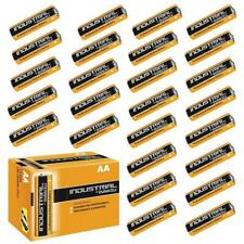 36 x Duracell AA Industrial Alkaline Batteries 1.5V LR6 MN1500 Procell 2024 exp.
