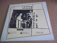 Rolling Stones - Everybody's Got to Go (1976) rare live LP Not Tmoq SEALED