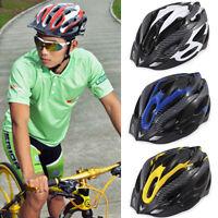 Mens Womens Bike Bicycle Safety Riding Helmet Road Bike MTB Cycling Adjustable