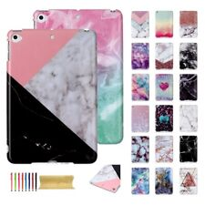 Slim Marble Pattern Silicone TPU Gel Cover Case For iPad Air 2/6th Gen/Pro 9.7''