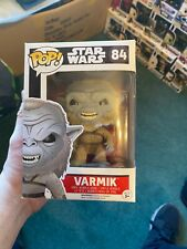 Funko Pop! Star Wars Varmik Vinyl Figure Toy