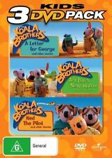 KOALA BROTHERS*Letter for George/Archie's New Home/Ned the Pilot (3-Discs)