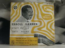 "ERROLL GARNER - SWEET SUE JUST YOU EP 7"" G+/VG+ PHILIPS MINIGROOVE 429 005 BE"