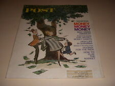 Saturday Evening Post, December 30, 1967, Who Owns America, William F. Buckley!