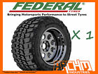 ONE FEDERAL COURAGIA M/T LT33X12.5R15 4X4 OFF-ROAD MUD TERRAIN TYRE