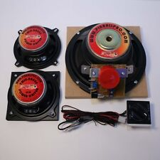 Williams Congo or Who Dunnit Pinball Speaker Upgrade from Pinball Pro