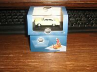 OXFORD DIE-CAST - (VAUXHALL)  FB VICTOR in  WHITE & PRIMROSE  - 00 gauge /1:76