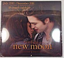 Calendar New Moon Twilight Official Edward 2011 - Neca