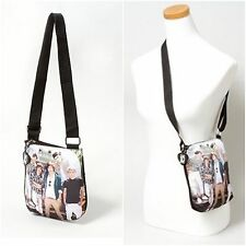 1D One Direction Crossbody Bag Purse Niall Liam Harry Louis Zayne New