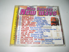CD MES SOIREES NEW WAVE N 4 / COMPILATION 17 TITRES