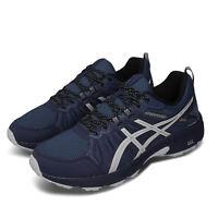 Asics Gel-Venture 7 4E Extra Wide Peacoat Grey Men Running Shoes 1011A561-401