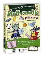 Lernerfolg Grundschule - Mathematik Klasse 3 von Tiv... | Software | Zustand gut