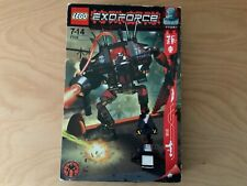 LEGO 7702 Exo-Force Thunder Fury Retired & Rare Brand New in box