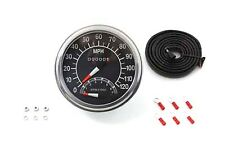 Speedometer with 2:1 Ratio and Tachometer For Harley-Davidson
