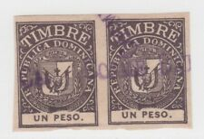 Dominican Rep revenue Cinderella stamp 6-22-21-3f