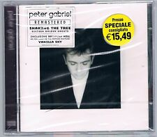 PETER GABRIEL (GENESIS)  SHAKING THE TREE CD SIGILLATO!!!