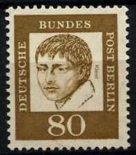 Berlin 1961-2 SG#B206, 80pf Famous Germans Definitive MH #D72652