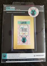 Artiste Counted Cross Stitch Kit - Love My Tribe - Unopened