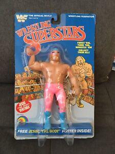 "WWF Wrestling Superstars Jesse ""The Body"" Ventura  WRESTLING FIGURE  TOUGH 1 !!"