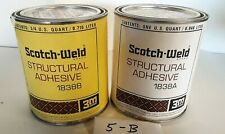 Scotch Weld Structural Adhesive 1938A plus 1938B Green