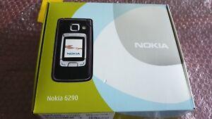 Nokia 6290 - Black (Unlocked) Mobile Phone  Rare