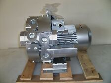 """REGENERATIVE BLOWER  2.34 HP 35 CFM  296"""" H2O Max press"""