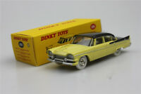 Atlas Dinky TOYS 1:43 Dodge Royal Sedan Alloy car  supercar yellow die-casting